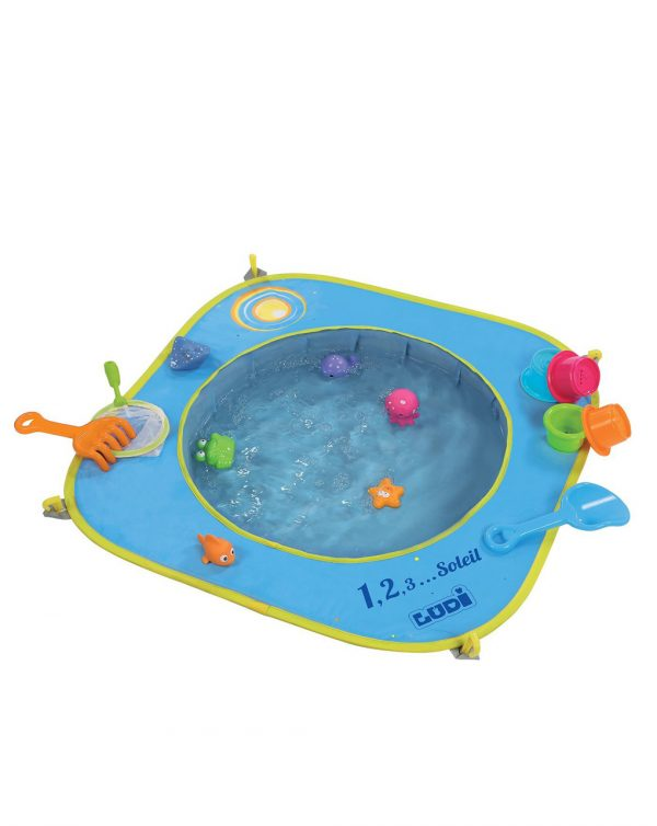 Pataugeoire 123 soleil piscinetta 6m+ - Prénatal