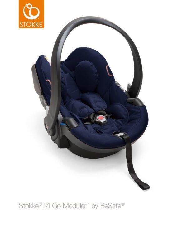 Stokke® iZi Go Modular™ by BeSafe® - deep blue - Stokke