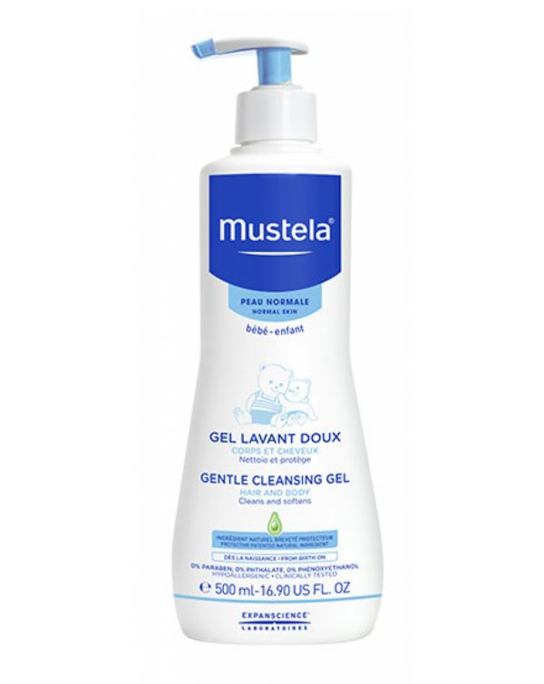 Detergente delicato 500ml - Mustela
