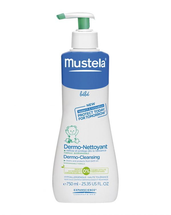 Detergente delicato 700ml. - Mustela