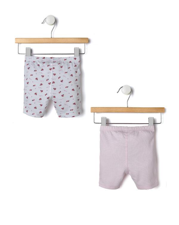 Pack 2 coprifasce bambina in jersey - Prénatal