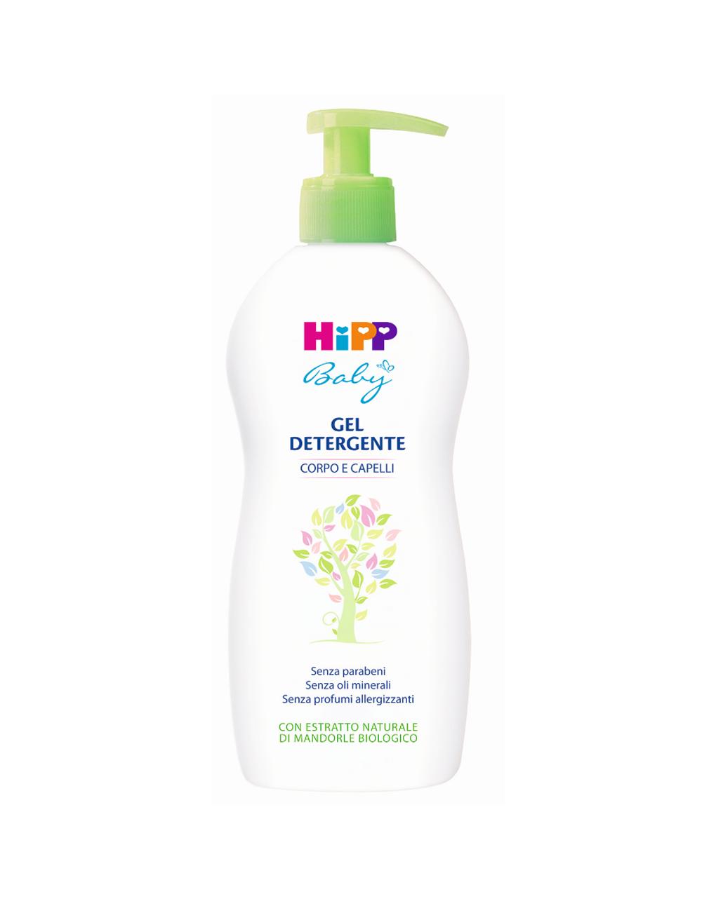 Gel detergente 400ml - Hipp Baby