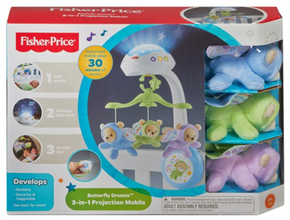 Fisher price - giostrina degli orsetti - Fisher-Price