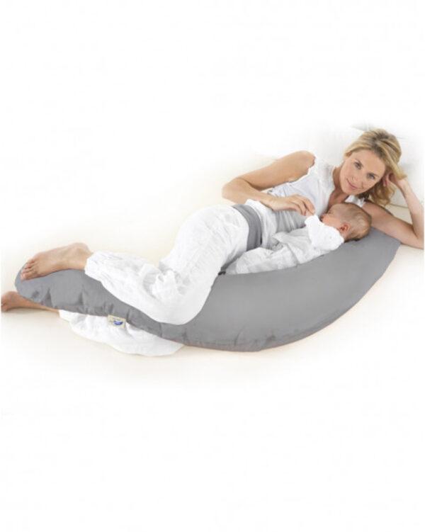 Cuscino allattamento colore nudo - Prénatal