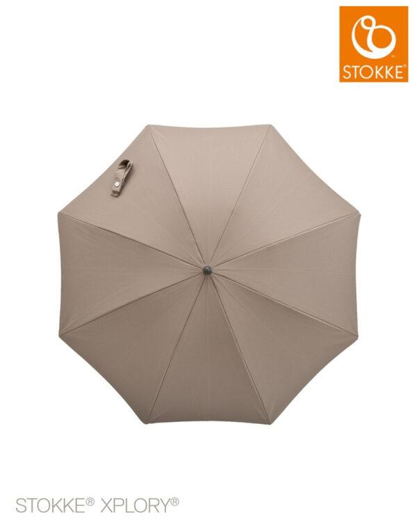 Stokke® Passeggino Ombrellino Parasole - brown - Prénatal