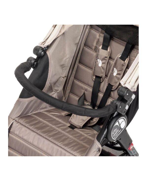 Davantino City Mini 3 e 4 - Baby Jogger