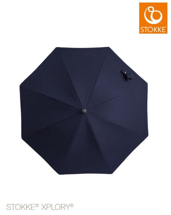 Stokke® Passeggino Ombrellino Parasole - deep blue - Stokke