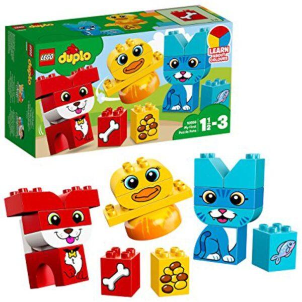 LEGO® DUPLO® - Il mio primo puzzle degli animali (1.5-3 anni) - Lego