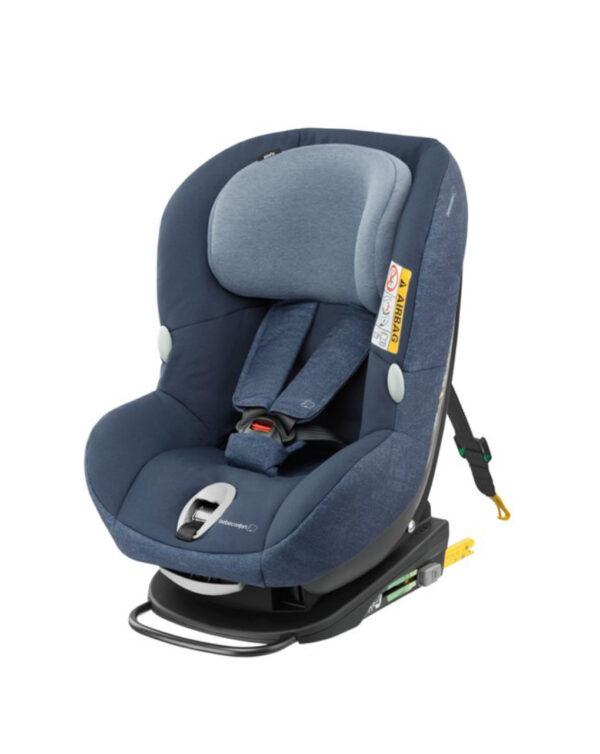 Seggiolino auto Milofix (Gr. 0+/1) Nomade Blu - Bébé Confort