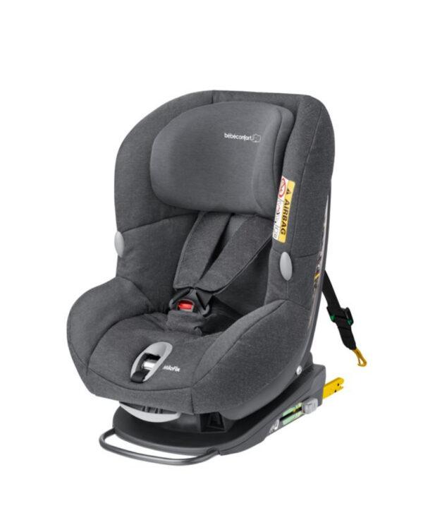 Seggiolino auto Milofix (Gr. 0+/1) Sparkling Grey - Bébé Confort