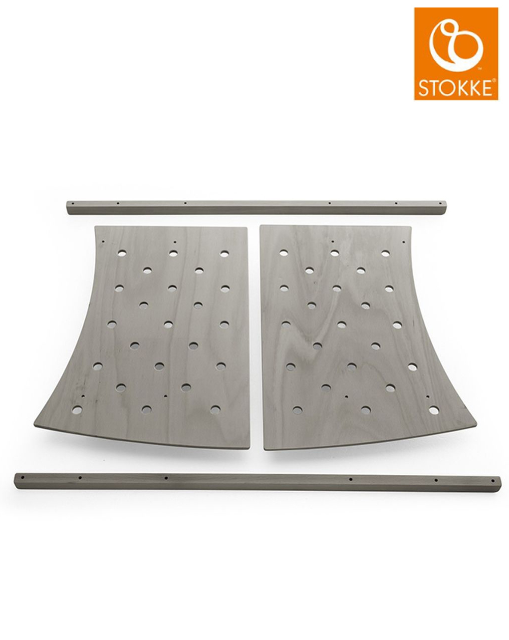 Stokke® sleepi™ estensione junior - hazy grey - Stokke