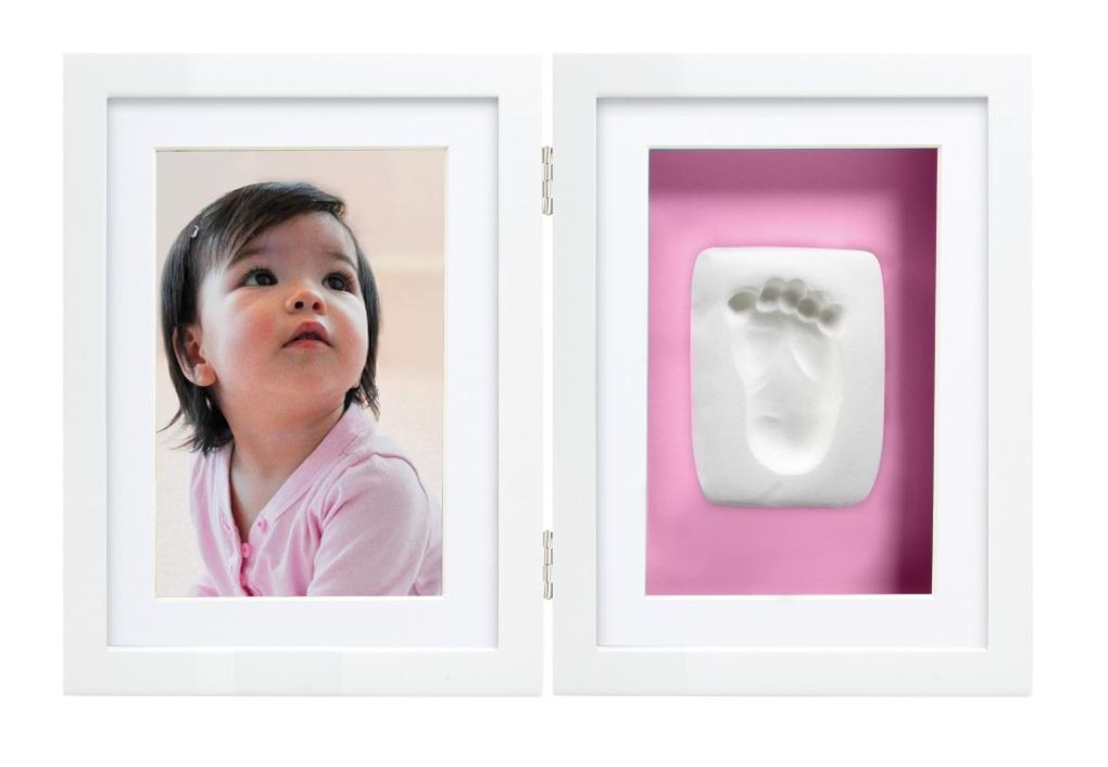 Babyprints desk frame white - Pearhead