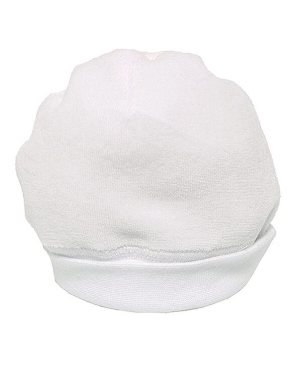 Berretto in ciniglia bianco - Prénatal