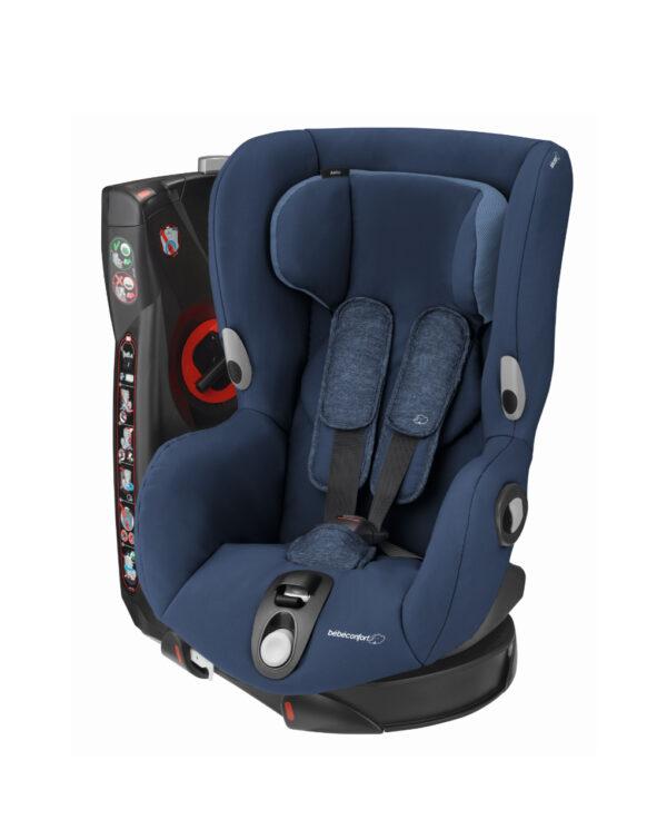 Seggiolino auto Axiss (Gr. 0+/1) Nomad blue - Bébé Confort