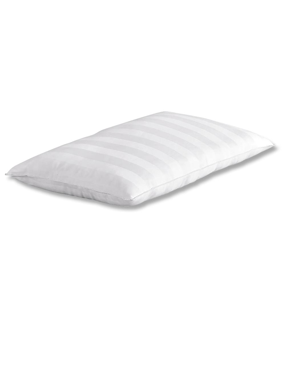 Cuscino con federa di raso di cotone comfort per lettino 30x50cm - Giordani