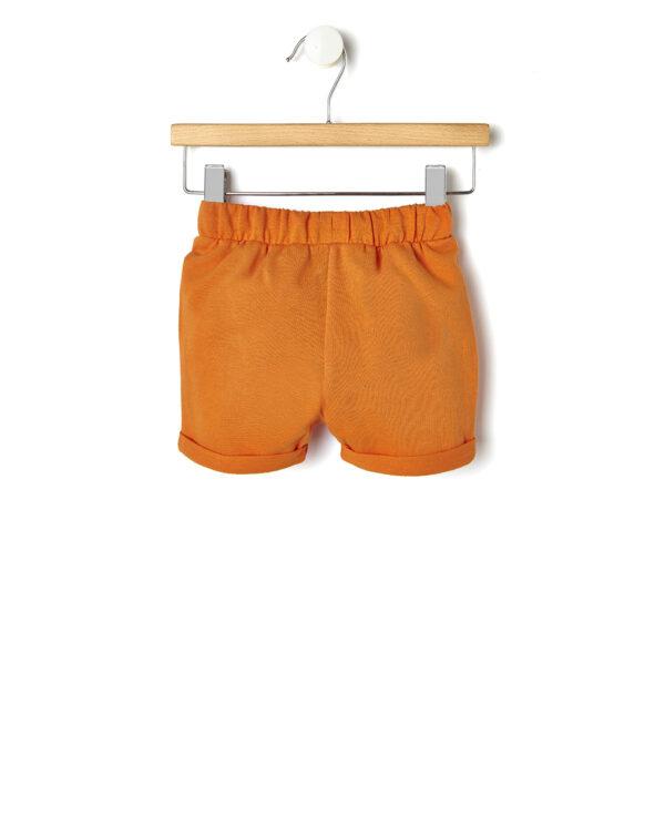 Completo canotta e pantaloncino stampa equatoriale - Prénatal