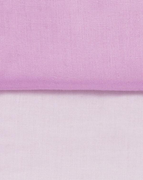 Paracolpi bicolore rosa - Prénatal