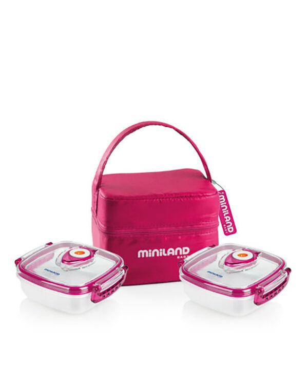 Pack-2-go hermifresh pink - Miniland