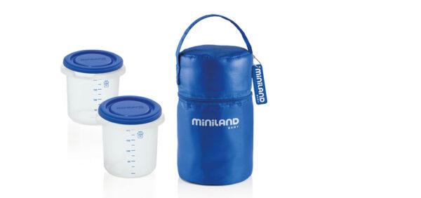 Pack-2-go hermisized blue - Miniland