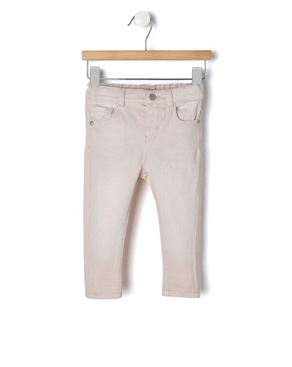 Pantaloni in denim rosa - Prénatal