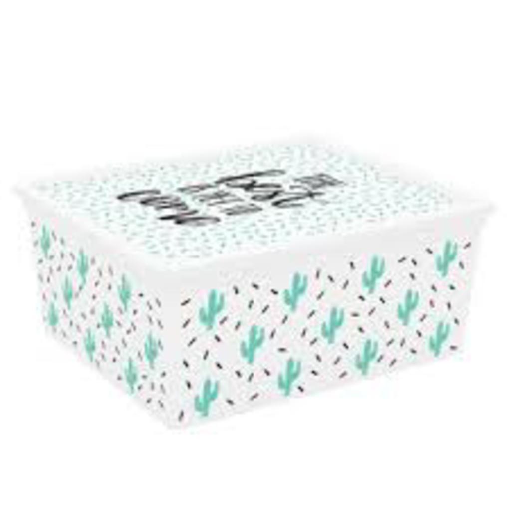 C-box quotes m - 40x34x17h - Kis