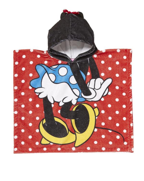 Poncho mare con stampa Minnie - Prénatal