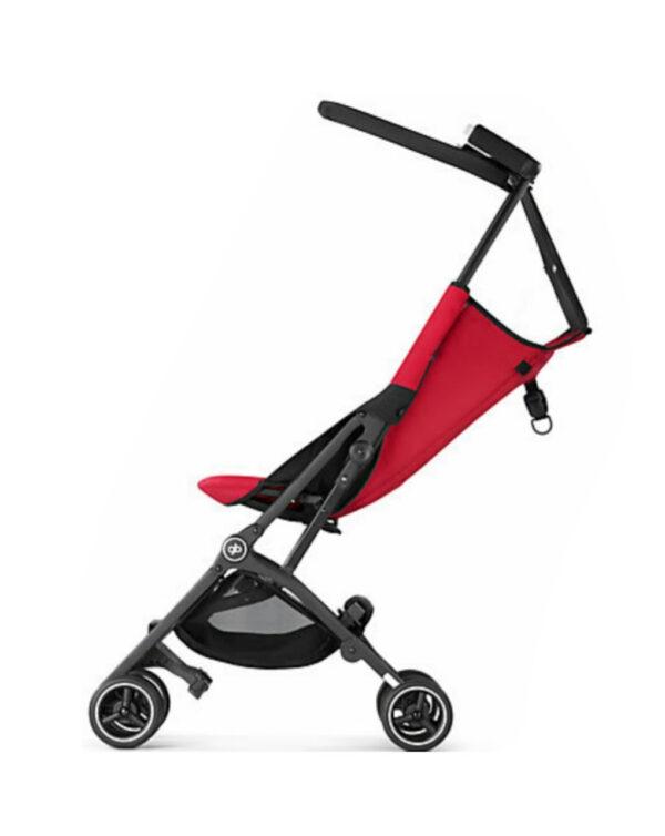Passeggino richiudibile Pockit Plus rosso - GB