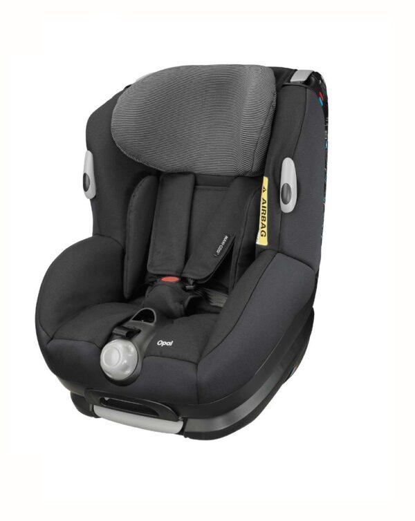 Seggiolino auto Opal (Gr. 0+/1) Black Raven - Bébé Confort