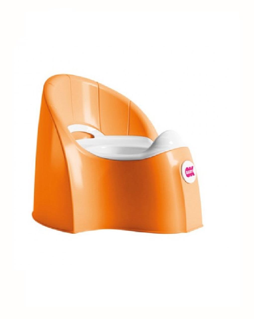 Vasino pasha arancio - Okbaby