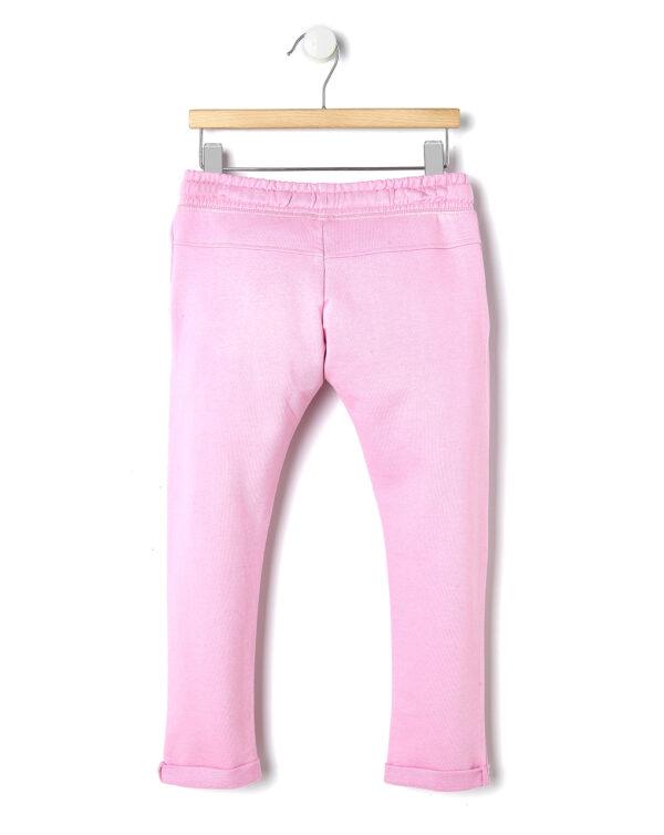 Pantalone in felpa rosa - Prénatal