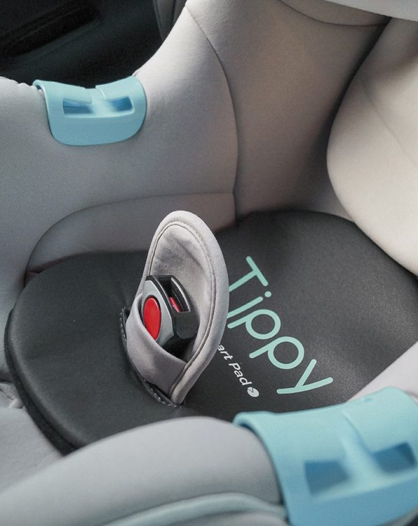 Sistema di sicurezza per auto Tippy Smart Pad - Tippy