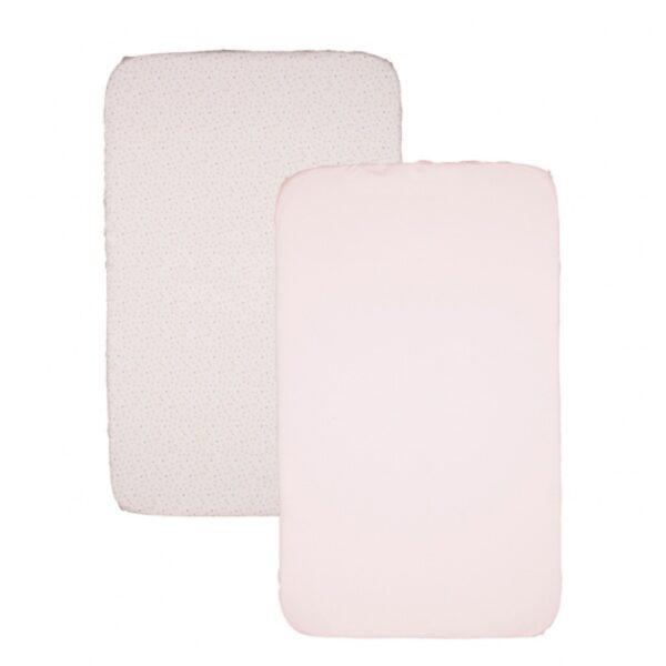 Set per culla Next2me 2 pezzi miss pink - Chicco