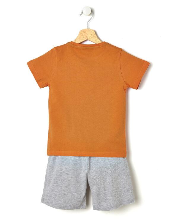 Completo t-shirt e bermuda - Prénatal