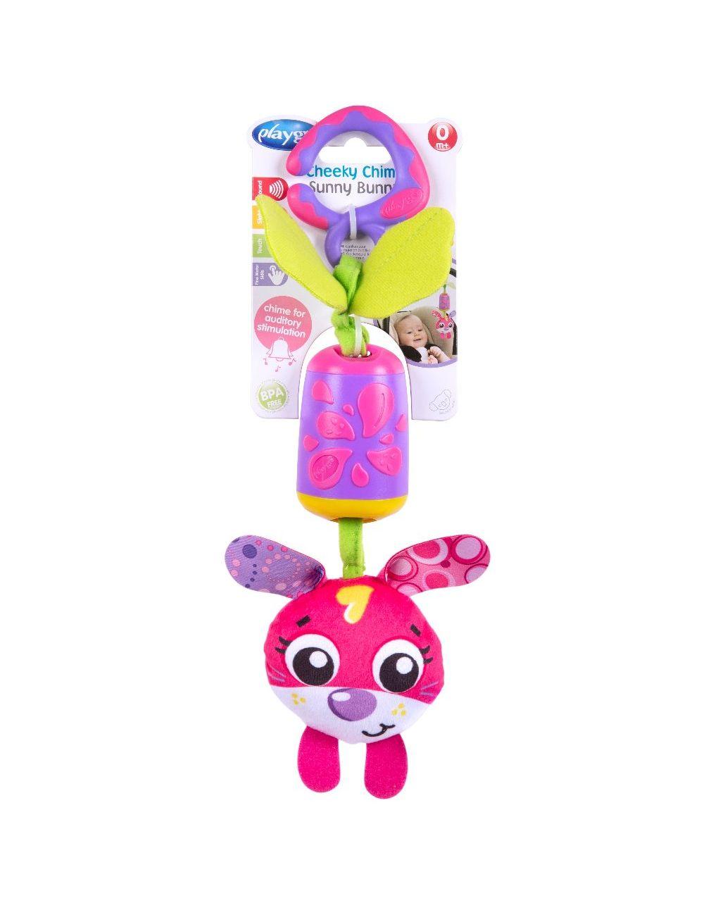 Playgro - cheecky chime sunny bunny - Playgro