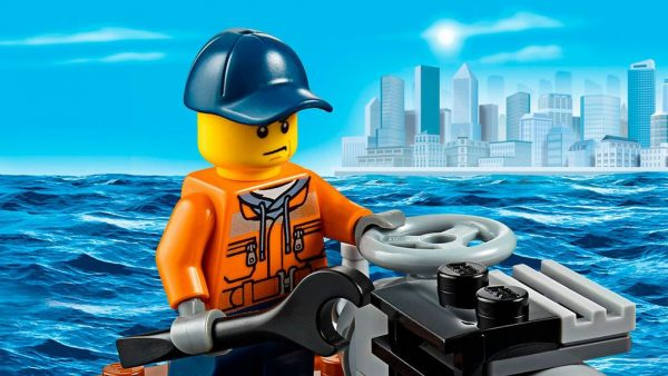 LEGO® City - Starter set pompieri (5-12 anni) - Lego