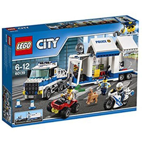 LEGO® City - Centro di comando mobile (5-12 anni) - Prénatal