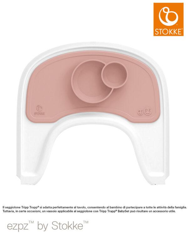 ezpz™ by Stokke™ per Tripp Trapp® - pink - Stokke