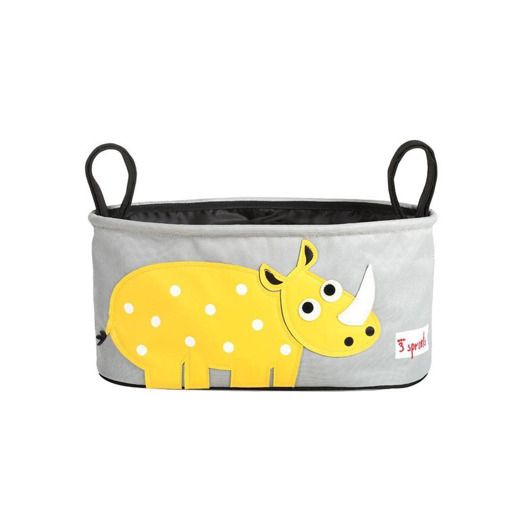 Portaoggetti rinoceronte - 3 sprouts