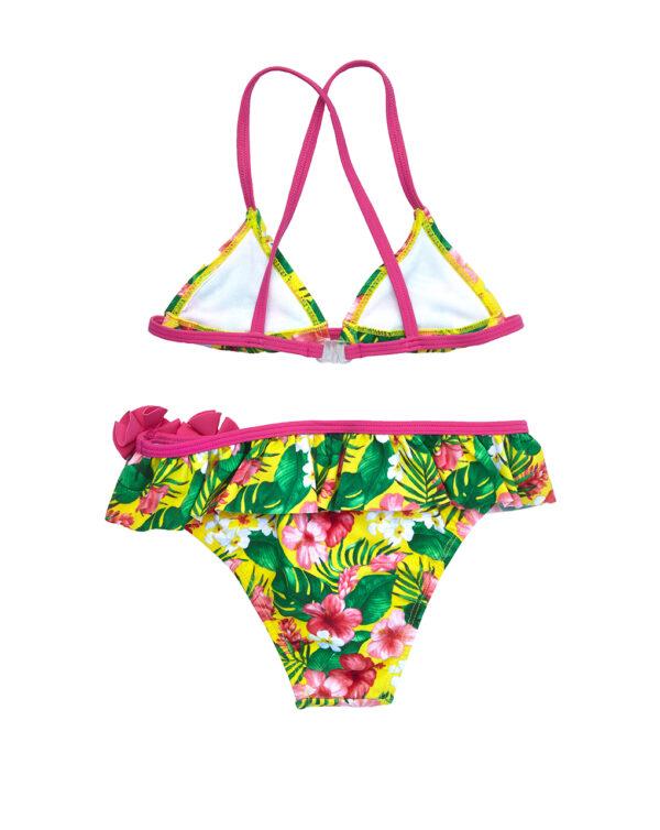 Bikini con stampa tropicale - Prénatal
