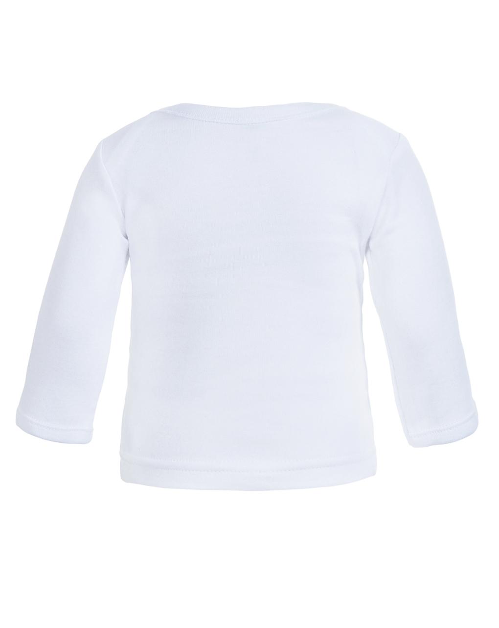 Maglietta a maniche lunghe in cotone felpato - Prénatal