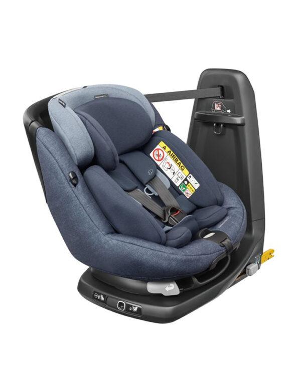 Seggiolino auto Axissfix plus (Gr. 1/2/3) Nomade Blue - Bébé Confort