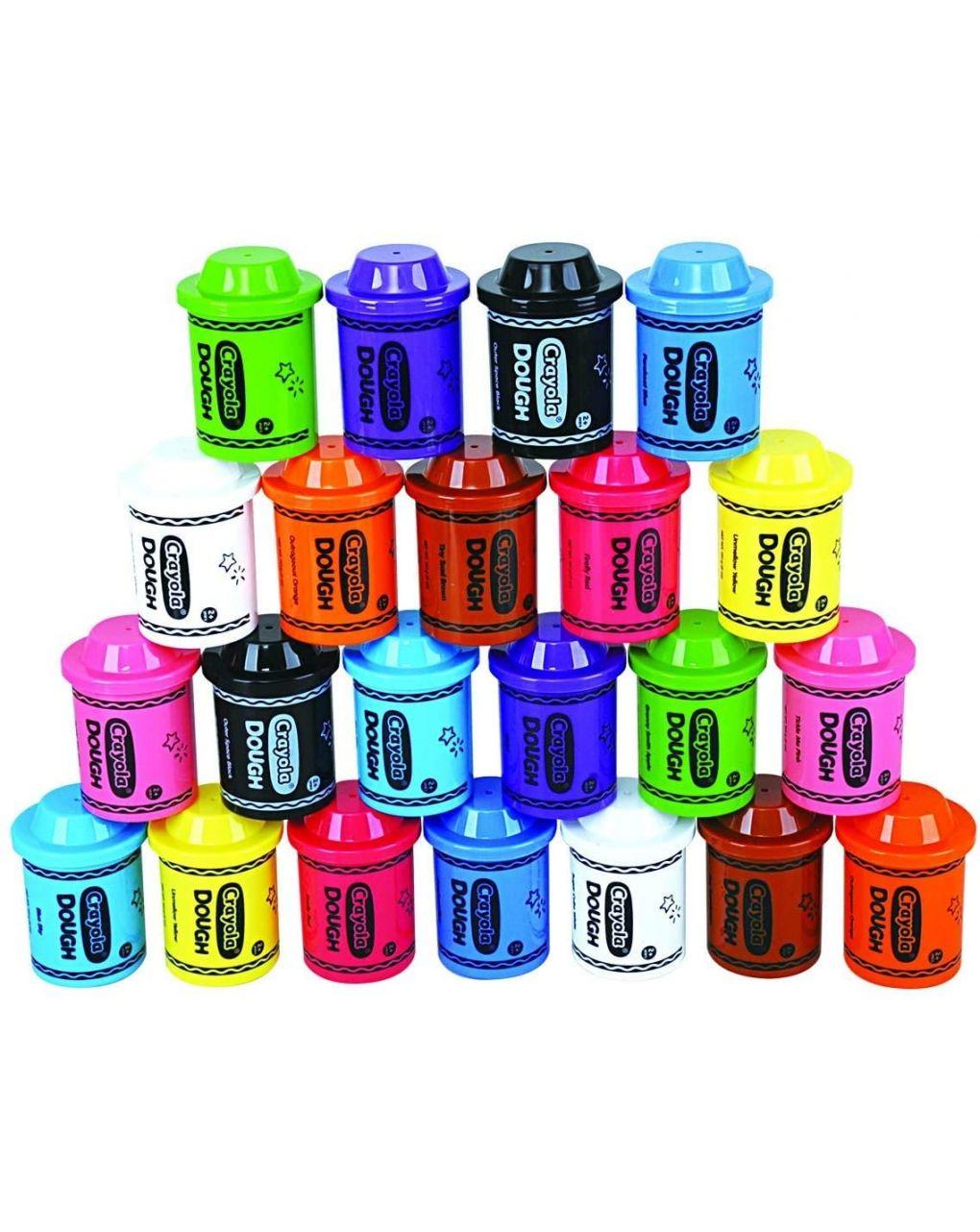 Crayola - barattolo 141 gr pasta da modellare - Crayola