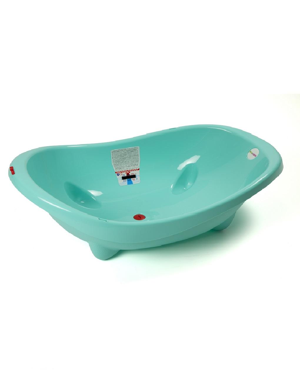 Vaschetta soap-bubble azzurra - Giordani
