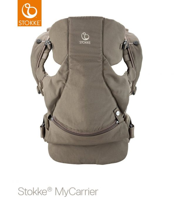 Stokke® MyCarrier™ Marsupio anteriore e posteriore - brown - Stokke