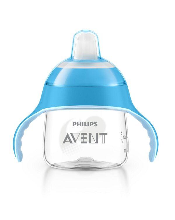 Tazza con beccuccio 200 ml - Azzurra - Avent