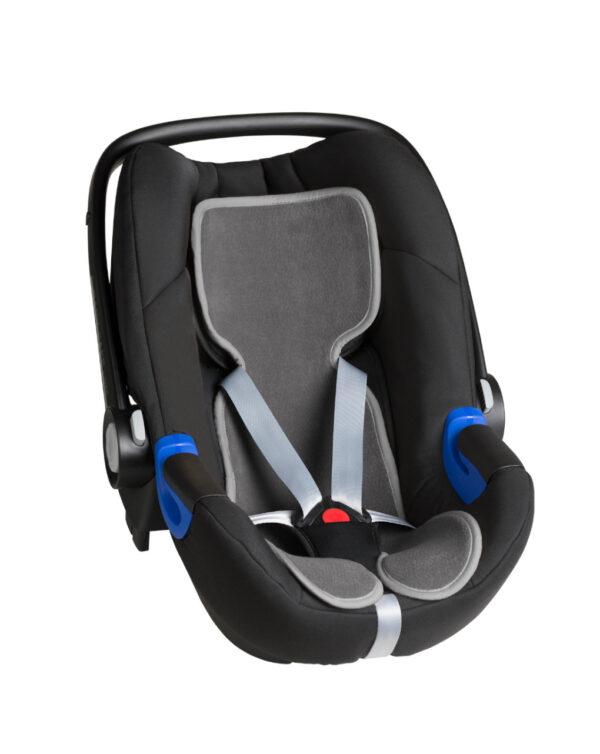 COOL SEAT foderina Gruppo 0 AirCuddle grigia - AirCuddle