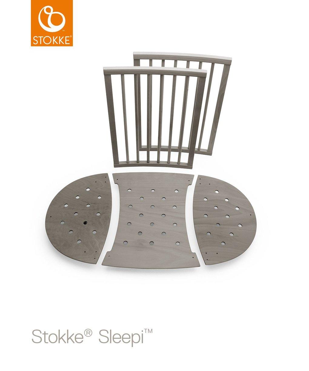 Stokke® sleepi™ estensione letto - hazy grey - Stokke