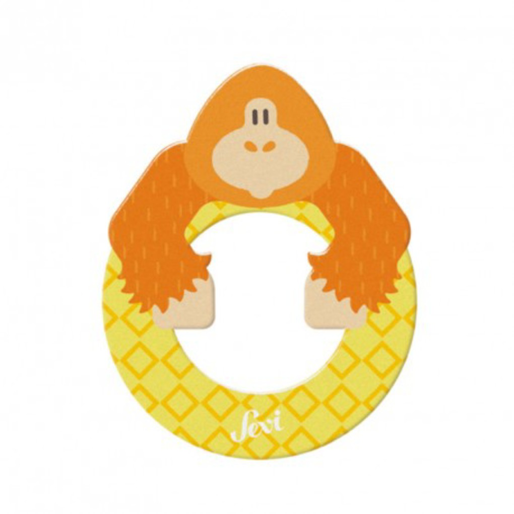 Lettera o orango - Sevi