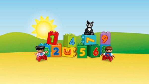LEGO® DUPLO® - Il treno dei numeri (1.5-3 anni) - Prénatal