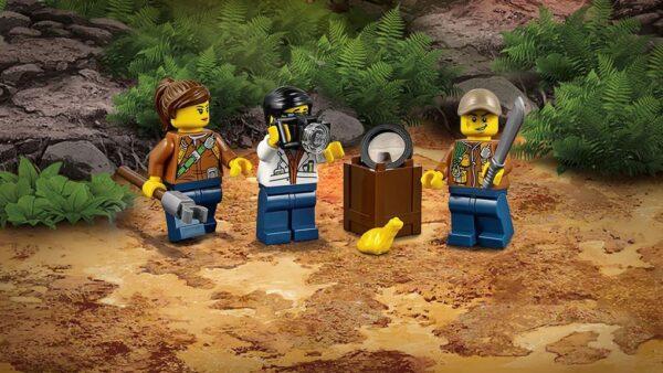 LEGO® City - Starter set della giungla (5-12 anni) - Prénatal